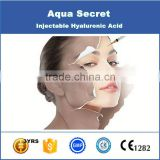 alibaba express injectable hyaluronate acid dermal filler for cosmetic surgery with needle