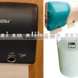 Auto paper towel dispenser, plastic sensor paper towel dispenser touchless towel dispenser