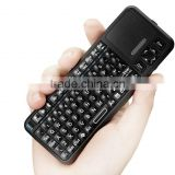 iPazzPort Google TV 2.4 G mini wireless keyboard Wireless Handheld keyboard 82 keys with ultra sensitive touchpad+laser pen