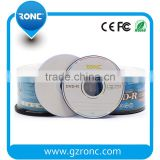 Games record high stability blank DVD-R 8X