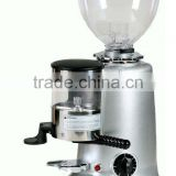 Professional electric silver coffee grinder JX600S