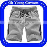 CUSTOM DESIGN BERMUDA COTTON SHORTS ELASTIC SPANDEX SHORTS MENS LOOSE GOOD QUALITY SHORTS