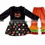 Back to school Wholesale baby dress for girls clothing halloween costume