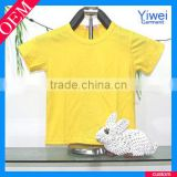 Wholesale Customize Short Sleeve Kid Blank T shirts