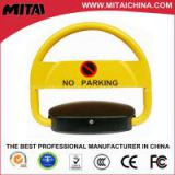 Underground Parking Garage Design Waterproof Car Lock Reserved Parking Protector