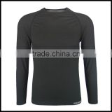 W15-ACC-M-02-C Black Cheap Thermal Underwear For Men