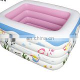 SUNWAY Inflatable Swimming Pool Inflatable Pool Float In Batman Shape