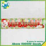 Wholesale christmas glass/ window stickers