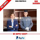 New design uniform for hotel staff wholesale