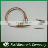 Gas thermocouple for home kitchen appliances safety protector