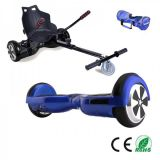 6.5 Inch Swegway Segway Electric Hoverboard + HoverKart Bundle - Blue - iHoverboard.co.uk