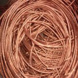 Copper wire 99.9% Good electrical and thermal conductivity