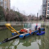 Dredging depth 15m China Sand Dredger Cutter Suction Dredger Ship