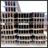 Hot rolled building construction materials list for h beam