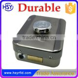 HSY-E217 Single cylinder electric control lock electric rim lock for video door phone systems