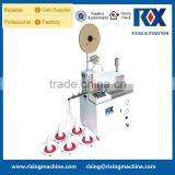 RX-019 Ultra-high Speed Automatic Twisting Tin Dipping Wire Cutting and Stripping Crimping Machine