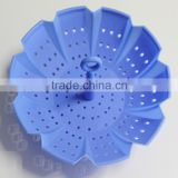 silicone manufactory steamer basket in bulk With Customize Logo