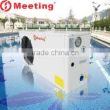 meeting air source heat pump aquarium heater 7KW CE approved