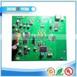 Circuit board manufacturing services digital clock pcb circuit board assembly intercharger pcb