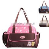Wholesale baby diaper bag outdoor stroller travel mommy bag