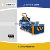 CE Certification Hydraulic Aluminum UBC Cans Baler Press Machine