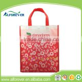 Factory direct supply eco-friendly non woven fabric gift bags for shopping accept OEM and ODM