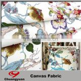 Popular Style Polyester Cotton Modern Designer Canvas Printing Fabric For Shoes And Cushion