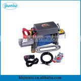 High quality jk building electric windlass wire rope pulling winch building electric winch