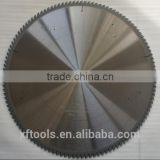 500x4.2/3.5x30x120T hukay tct saw blade for cutting aluminum profile