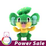 customed broccoli plush toy