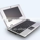 World Top Sell 7 inch ultra slim mini student laptops WM8850 Android 4.1 with HDMI in China
