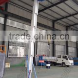 Hontylift mobile lifting equipment/telescopic ladders/small mechanical lifting mechanisms