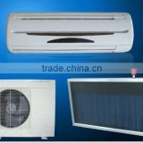 12000Btu/h split wall mounted solar cooler energy air conditioner system(manufacture)