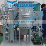 China Compressor Oil Purification Machine/Lubrication Oil Purifier