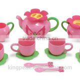 2015 Best Selling Childrens Butterfly Tea Set/Children Pretend Tea Set/Kids Toy /Best Christmas Gifts for Kids