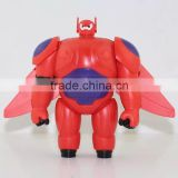 Big Hero 6 4-Inch Baymax Action Figures Toy Boys New Character TV, Movie Play