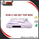 Popular DVB-C H.265 HD SET TOP BOX