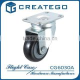 Suitcase caster wheels for Flight case hardware
