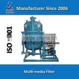 Industrial Automatic Waste Water Sand Filter