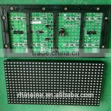New product P10 dip 570 outdoor waterproof front service and back service led module P10