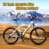 36v 9ah high end mountain hidden battery functional ebike                                                                         Quality Choice