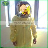 Ali-partner machinery fashion style excellent quality bee protection bee proof protection clothing suit