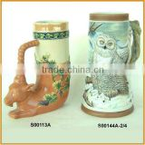 hotsale beer steins in ceramic mugs beer mug                                                                         Quality Choice