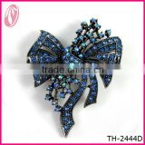 Wholesale Rhinestone Hijab Brooch For Elegant Women