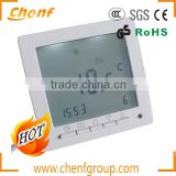 Newest Weekly Programmable Touch Screen Electronic Room Thermostat with LCD Display                                                                         Quality Choice