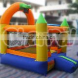 Cheap home use indoor inflatable bounce house, oxford inflatable bounce house castle for sale