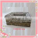 Seagrass Woven Baskets For Storage