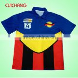 Dye sublimation polo shirt&customized sublimated polo shirts&sublimated polo shirts cc-429