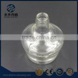 Unique 150ml clear glass wine bottle liquor bottle                                                                                                         Supplier's Choice