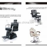 luxury salon furniture multifunctional styling chair Hydraulic salon styling chair with 1 year guarantee